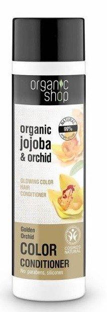 Organic Shop Odżywka do włosów Złota Orchidea 280ml