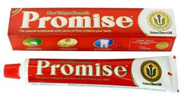 Pasta do zębów PROMISE 150g