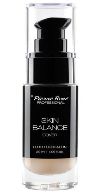 Pierre Rene Skin balance - Podkład kryjący, Natural 25