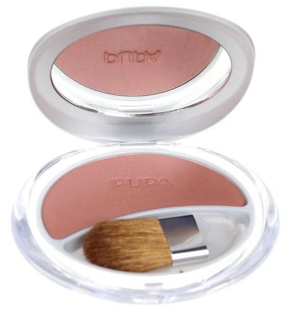 Pupa Silk Touch Compact Blush - Róż do policzków Odcień: 05, 7g