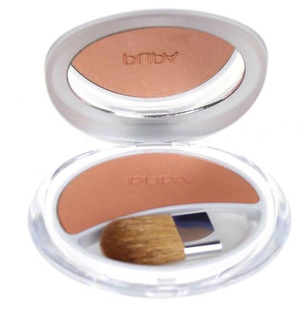 Pupa Silk Touch Compact Blush - Róż do policzków Odcień: 11, 7g