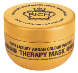 RICH Argan Colour Protect Maska do włosów farbowanych 200ml