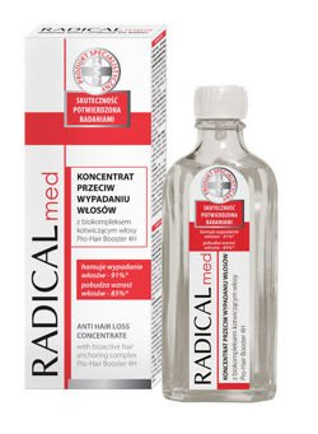 Radical MED Koncentrat przeciw wypadaniu włosów 100 ml