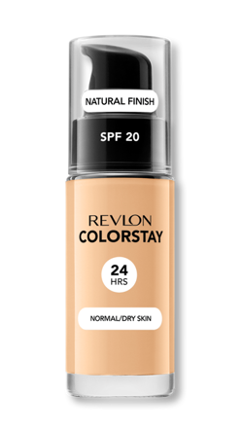 Revlon Colorstay 24HRS Podkład do suchej i normalnej z pompką 295 Dune 30ml