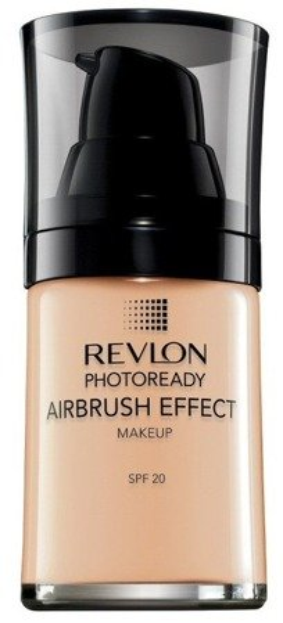 Revlon Photoready Airbrush Effect - Podkład do twarzy 003 Shell 30ml