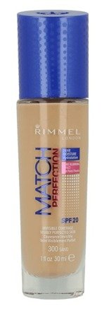 Rimmel Match Perfection -  Podkład do twarzy 300 Sand 30ml