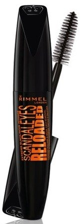 Rimmel Scandaleyes Reloaded Tusz do rzęs 003 Extra Black