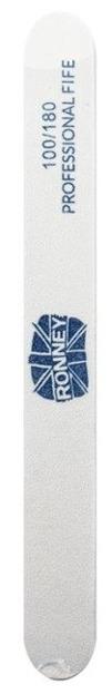 Ronney Pilnik 100/180 Prosty Biały