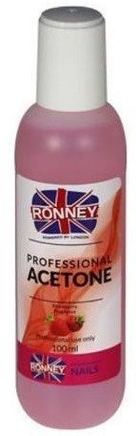 Ronney Professional Nail Acetone Strawberry Aceton 100ml