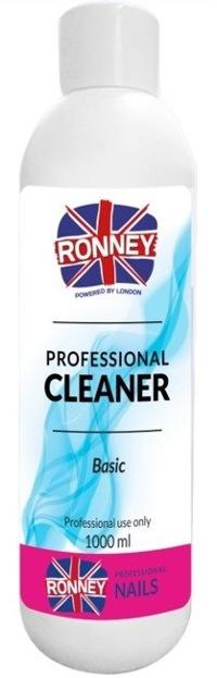 Ronney Professional Nail Cleaner Basic Płyn do odtłuszczania paznokci1000ml