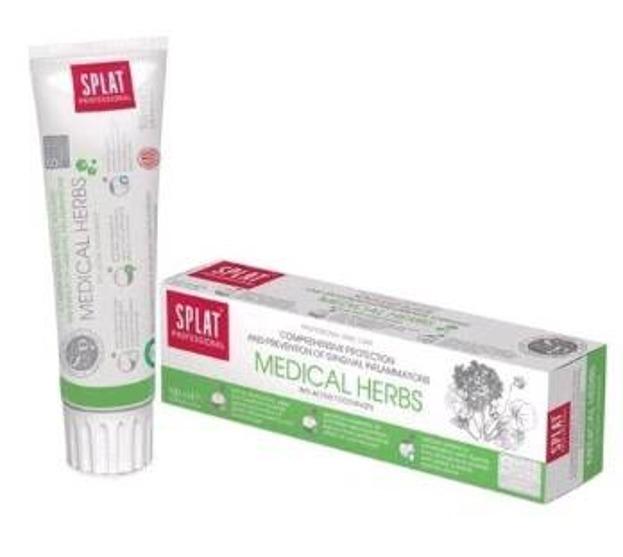 SPLAT PROFESSIONAL Pasta do zębów White Plus 100ml