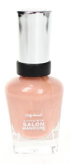 Sally Hansen Complete Salon  Lakier do paznokci 5w1  Nude Now
