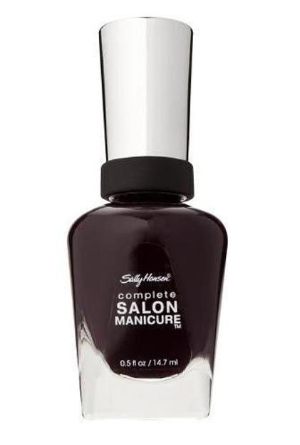 Sally Hansen Complete Salon  Lakier do paznokci Pat on the Black