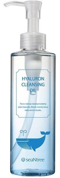 SeaNtree Hyaluron Cleansing Oil Olejek do demakijażu 200ml
