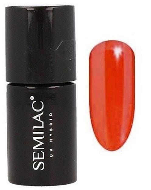 Semilac Sharm Effect Lakier hybrydowy 626 Strawberry Red 7ml