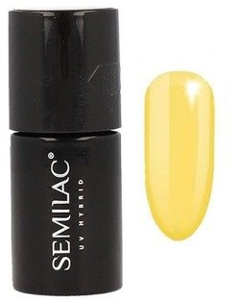 Semilac Sharm Sharm Effect Lakier hybrydowy 630 Yellow 7ml