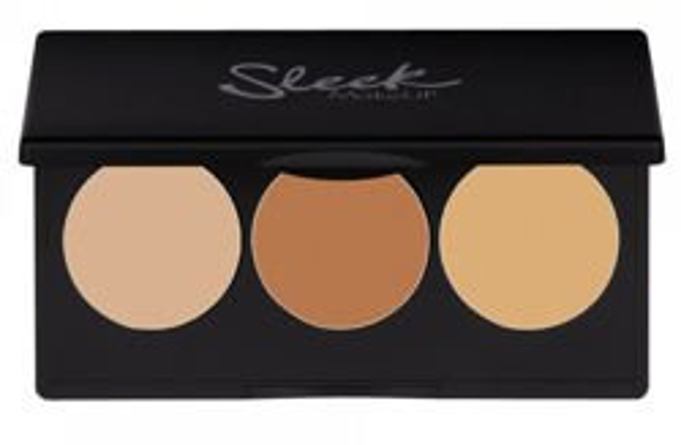 Sleek MakeUp Corrector & Concealer  Palette - Paleta korektorów, Odcień : 03