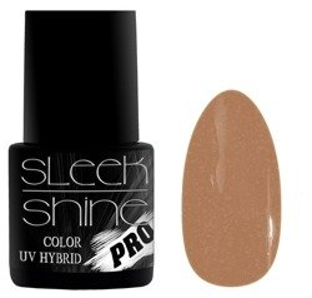 Sleek Shine Pro Lakier hybrydowy 424 Blink Nude 7ml