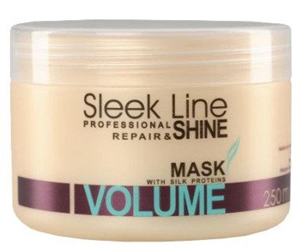 Stapiz Sleek Line Volume Regenerująca maska do włosów cienkich 250ml