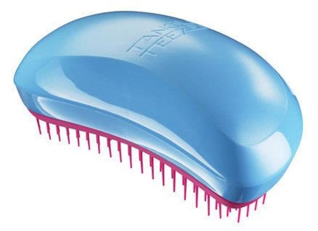 Tangle Teezer Salon Elite Szczotka do włosów Blue Blush