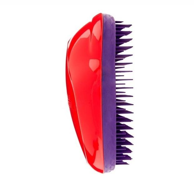 Tangle Teezer The Original Winter Berry Czerwona Szczotka do włosów edycja limitowana