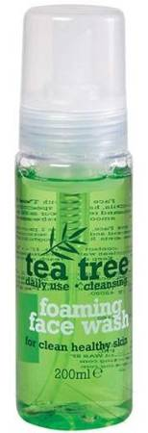 Tea Tree Foaming Face Wash Pianka oczyszczająca do mycia twarzy z wyciągiem z drzewa herbacianego, 200 ml
