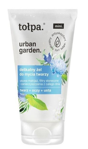 Tołpa Urban Garden MINI żel do mycia twarzy 75ml