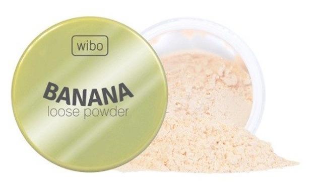 Wibo Banana Loose Powder Sypki puder bananowy 5,5g