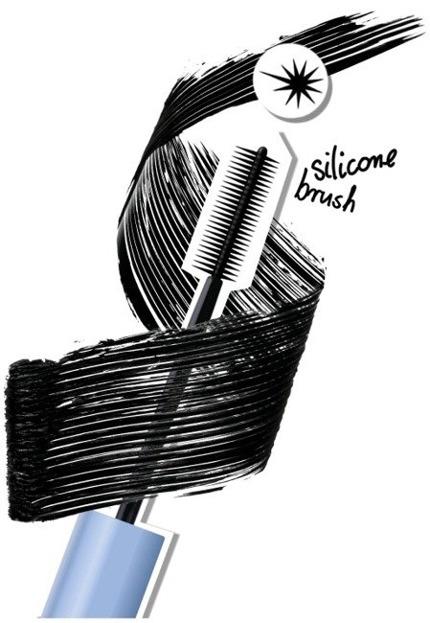 Wibo Lovely Ultra Black Lengthening Mascara Tusz wydłużający