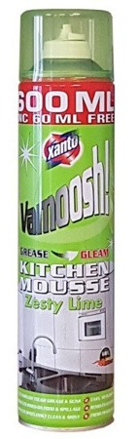 Xanto Vamoosh! Pianka do usuwania tłuszczu w kuchni 600ml