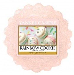 Yankee Candle Wosk Rainbow Cookie