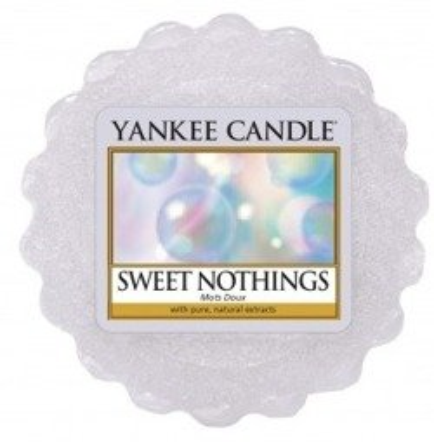 Yankee Candle Wosk Sweet Nothings