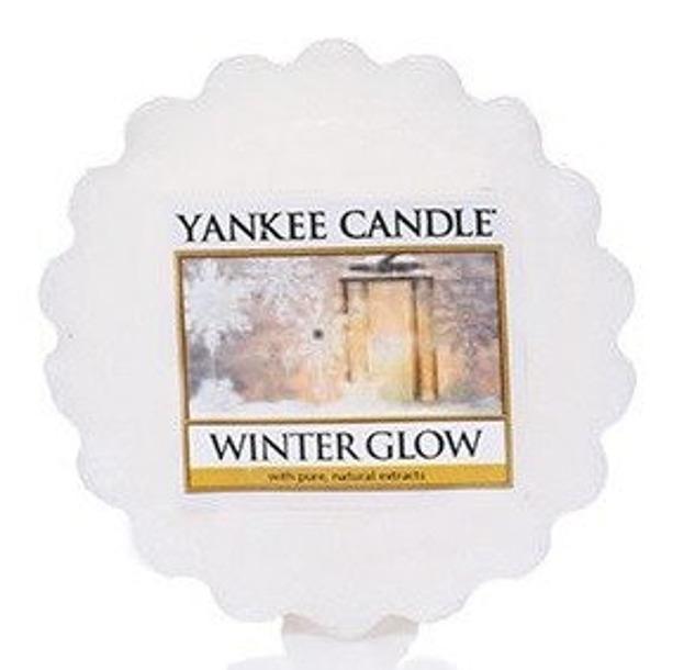 Yankee Candle Wosk Winter Glow