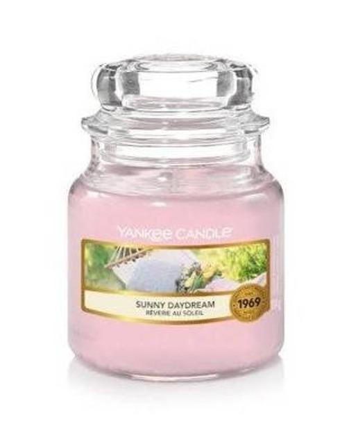 Yankee Candle świeca zapachowy słoik mały Sunny Daydream 104g