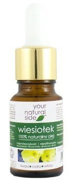 Your Natural Side Olej z wiesiołka nierafinowany 10ml
