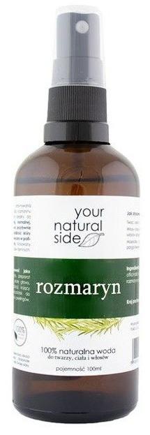 Your Natural Side Woda rozmarynowa Spray 100ml