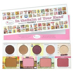 theBalm In theBalm of Your Hand Vol. 2 Paletka do makijażu
