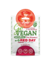 7Days GoVegan Tomato Sheet Face Mask Saturday Red Day Nawilżająca koloryt maska w płachcie 25g