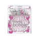 INVISIBOBBLE Bee mine Zestaw gumek 3 sztuki NANO Przezroczyste + 3 sztuki ORIGINAL Błyszczący róż