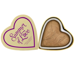 Makeup Revolution I Heart Makeup Blushing Hearts-Summer of Love Bronzer